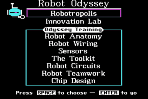 Download Robot Odyssey - My Abandonware