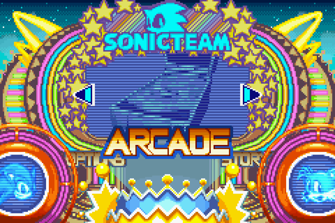 Sonic Pinball Party Screenshots | GameFabrique