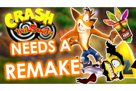 Crash Twinsanity Has Awesome Game Design - and Here's Why ...