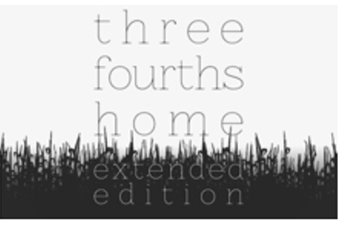 Three Fourths Home: Extended Edition | macgamestore.com