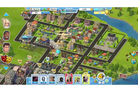 SimCity Social Videos, Movies & Trailers - Web Games - IGN