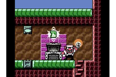 Game Boy Color Longplay [116] Wario Land 3 - YouTube