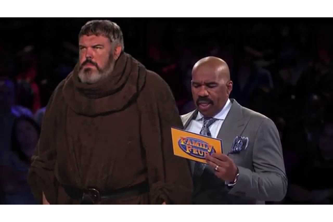Hodor From Game of Thrones Attempts to Play Family Feud ...
