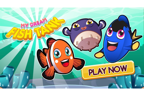 My Dream Fish Tank - Aquarium Game for Android and iPhone ...