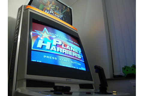 JAPAN, ARCADES & GAMING: Planet Harriers – Part 3
