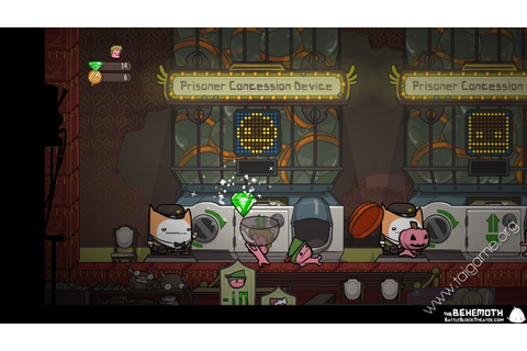 BattleBlock Theater - Download Free Full Games | Arcade ...