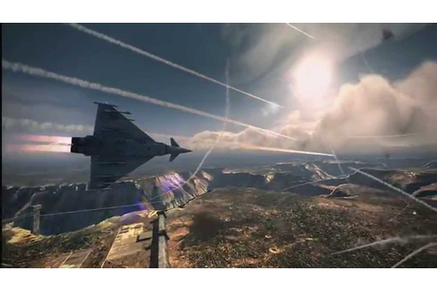 Ace Combat 6: Fires of Liberation - Trailer#4 [Трейлер#4 ...
