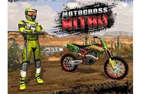 Motocross Nitro GamePlay (Best Motorbike Game on Browser ...