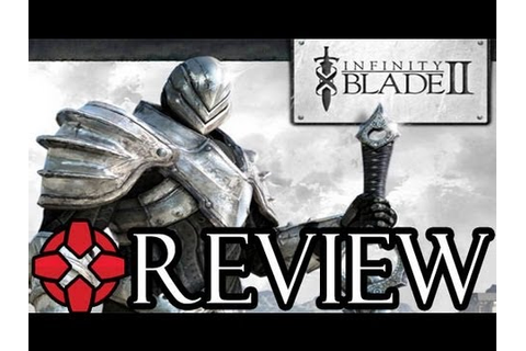 IGN Reviews - Infinity Blade 2 Game Review - YouTube