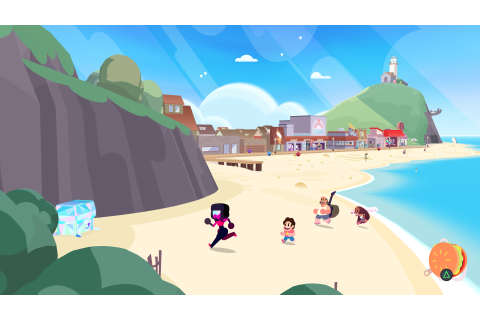 Steven Universe: Save the Light on Steam