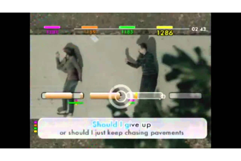 We Sing UK Hits - Official Trailer (Wii) - YouTube