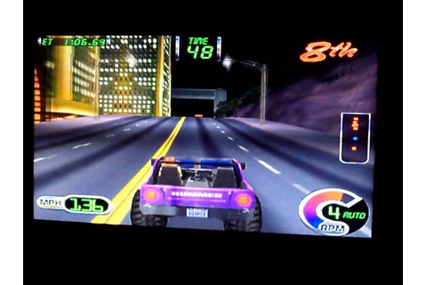 Cruis'n Exotica Arcade Driving Game - YouTube