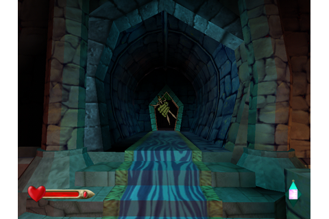 Скриншоты Dragon's Lair 3D: Return to the Lair на Old-Games.RU