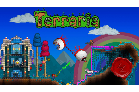 Terraria Review - Greatest Video Game of All Time? - YouTube