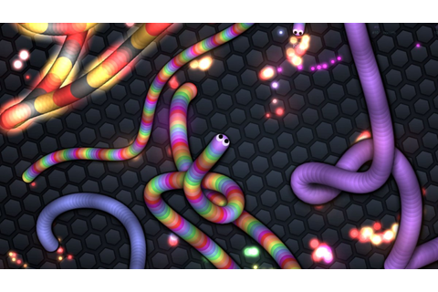 Slither.io is an addictive mutiplayer snake game / Boing Boing