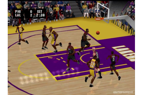 NBA Live 2002 Download Game | GameFabrique