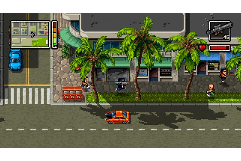 Shakedown Hawaii is the 16-bit sequel to Retro City ...