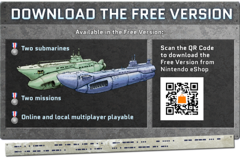 3DS Games – Steel Diver: Sub Wars Free Version | The ...