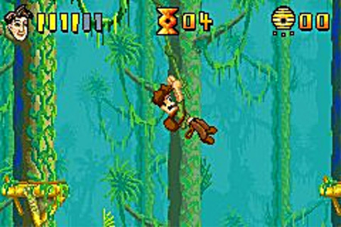 Pitfall Harry : l'Expédition Perdue - Game Boy Advance ...