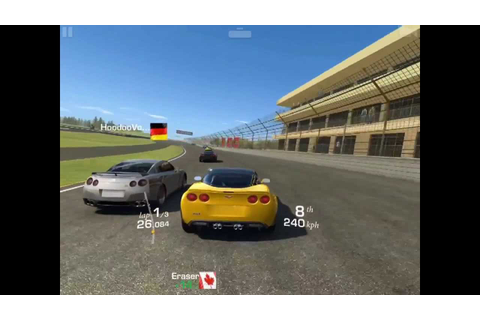 [iOS] Real Racing 3 Chevrolet Corvette ZR1, Cup (Speedway ...