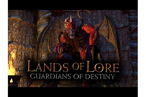 Lands of Lore - Guardians of Destiny [Cutscenes & Speaking ...