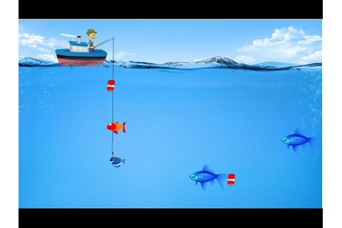 Deep Sea Fishing Games For Kids - Top Game For Kids - YouTube
