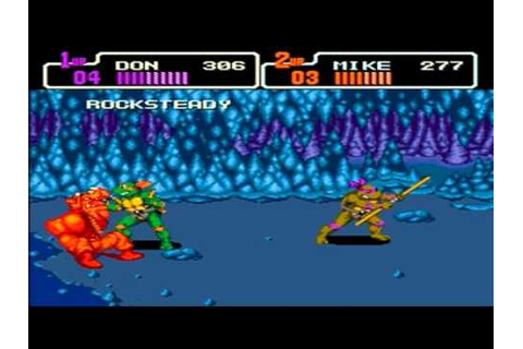 Teenage Mutant Ninja Turtles - The Hyperstone Heist ...
