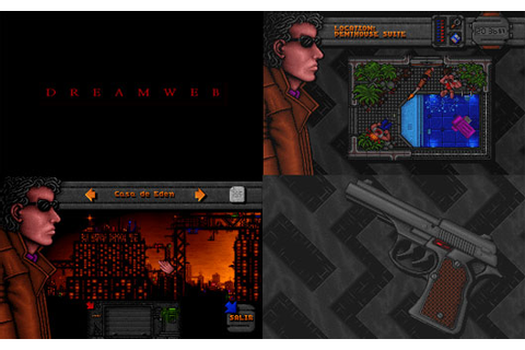 Dreamweb Game Download - filealpha