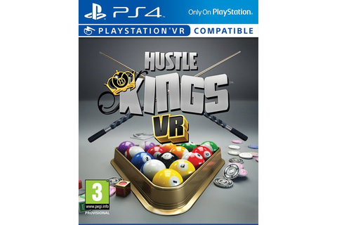 Hustle Kings VR - PS4/PSVR Game | Multirama.gr