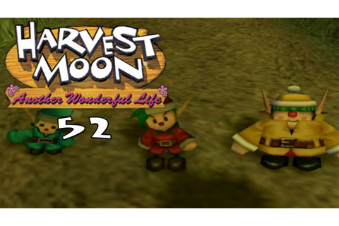 Let's Play Harvest Moon: Another Wonderful Life 52: A Link ...