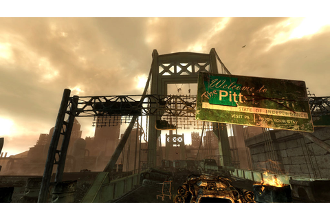 Wouldyoukindly.com – Fallout 3 The Pitt Steel Ingot Locations