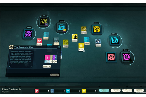 Cultist Simulator (v2020.9.n.5 + DLCs) DRM-Free Download ...
