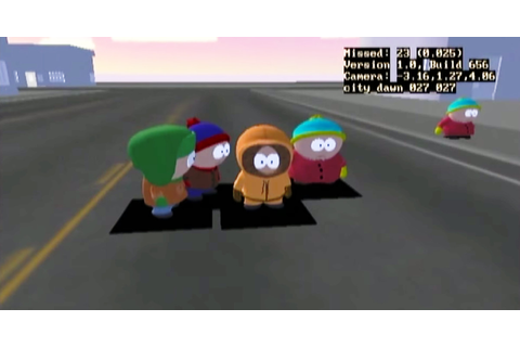 Footage Surfaces of Canceled South Park Videogame | WIRED