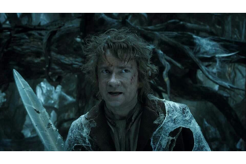 Bilbo faces the spiders. | Desolation of smaug, The hobbit ...