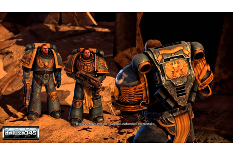 Warhammer 40,000: Space Marine Gameplay (PC HD) - YouTube