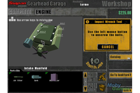 Download Snap-on presents Gearhead Garage: The Virtual ...