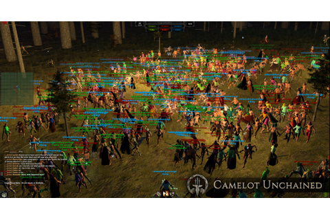 Camelot Unchained: Test, Guides, Videos, News, Release ...