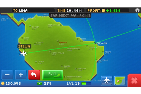Pocket Planes - Airline Management by NimbleBit LLC
