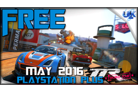 TABLE TOP RACING WORLD TOUR - FREE PlayStation Plus Game ...