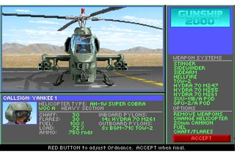 Gunship 2000 Game Download