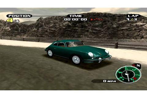 Need For Speed: Porsche Unleashed (2000) - YouTube