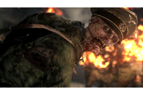 "Call of Duty: WWII Nazi Zombie Mode Will Be ""Scary"" and ..."