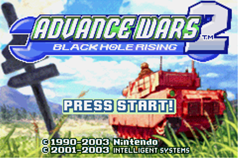 Advance Wars 2 - Black Hole Rising (U)(Mode7) ROM