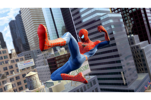 The amazing spider man 3 -video gameplay -spiderman ...