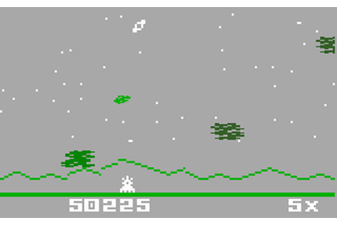 Astrosmash Images for Intellivision (1981) - Defunct Games