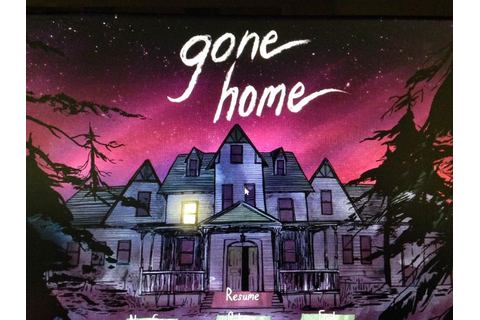 In the video game, Gone Home, the girls are shown to be ...