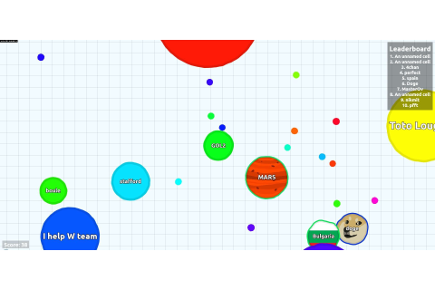 Agar.io - screenshots gallery - screenshot 4/6 ...
