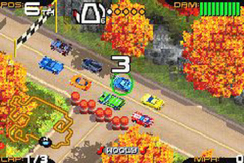 Racing Gears Advance | XJUGGLER Game Boy Advance Shop