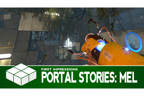 Portal Stories: Mel | PC Gameplay & First Impressions ...