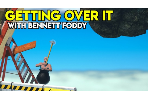 OH GOD A CHILD! | Getting Over It With Bennett Foddy ...